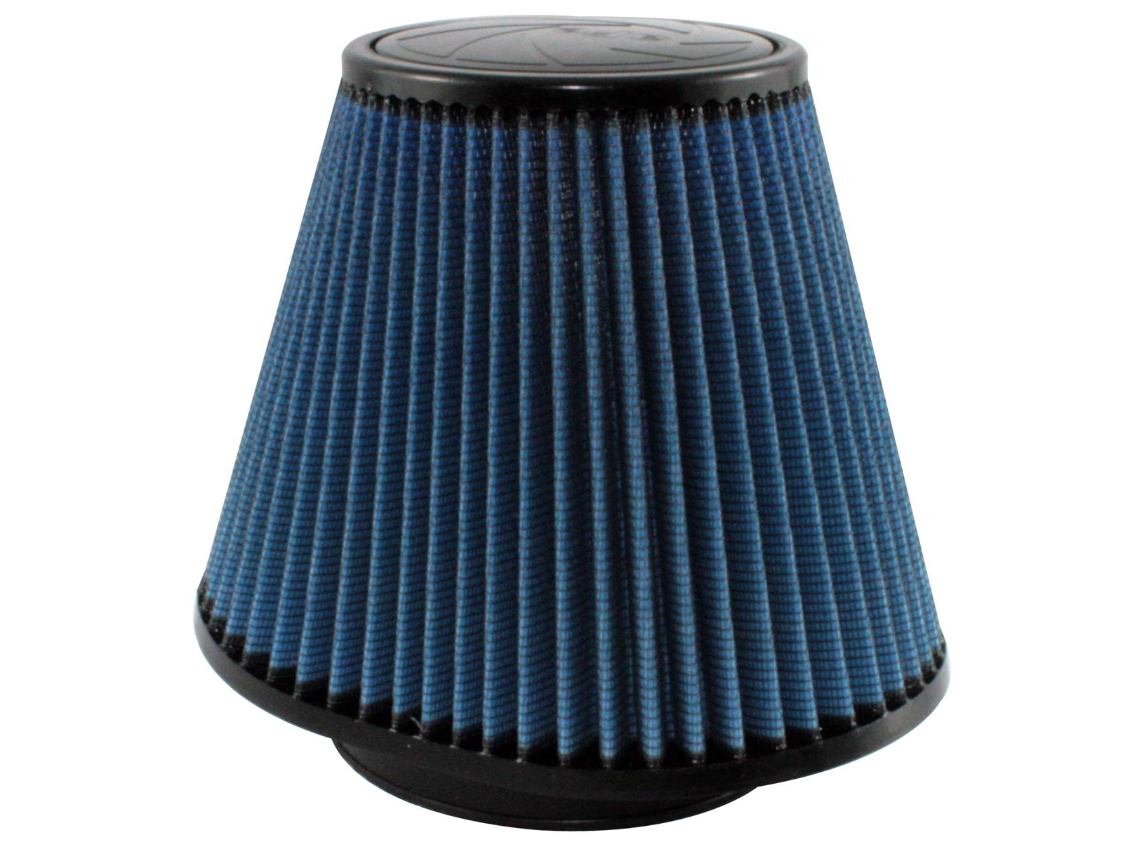 "Magnum Flow Pro 5R Round Tapered Blue Air Filter 5.5/"" F x 9/"" B x 7/"" T x 8/"" H"