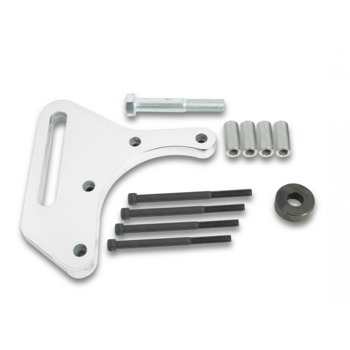 Weiand 7067P - Supercharger Idler Pulley Bracket