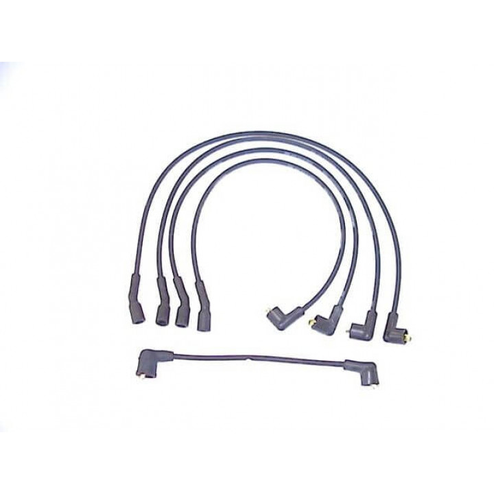 Accel Ignition 104019 - ProConnect Spark Plug Wire Set - (45 Degree on