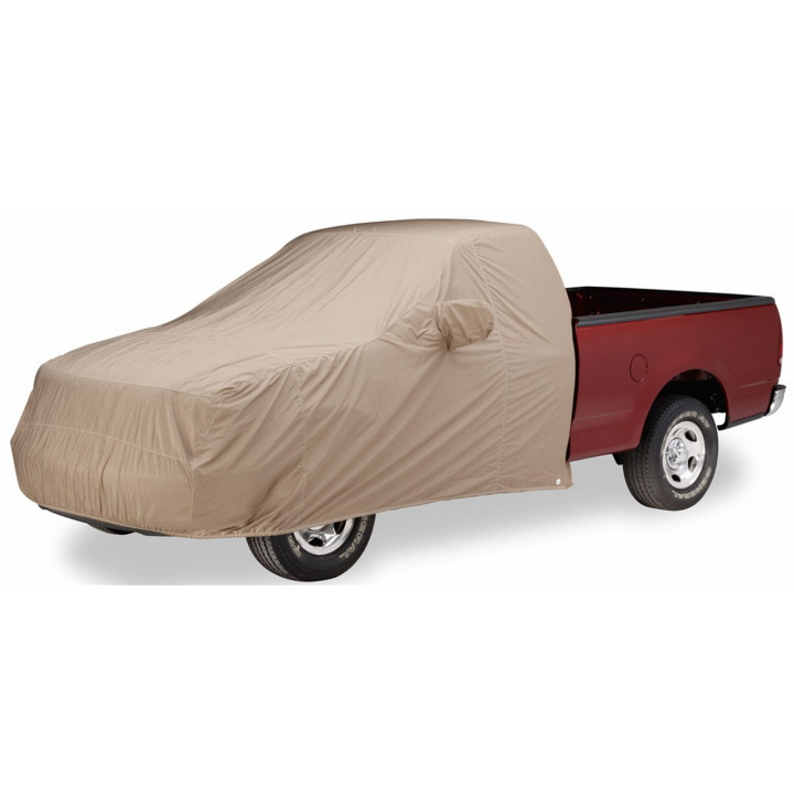 Covercraft C16409TS - Dustop Taupe Custom Fit Cab Cover