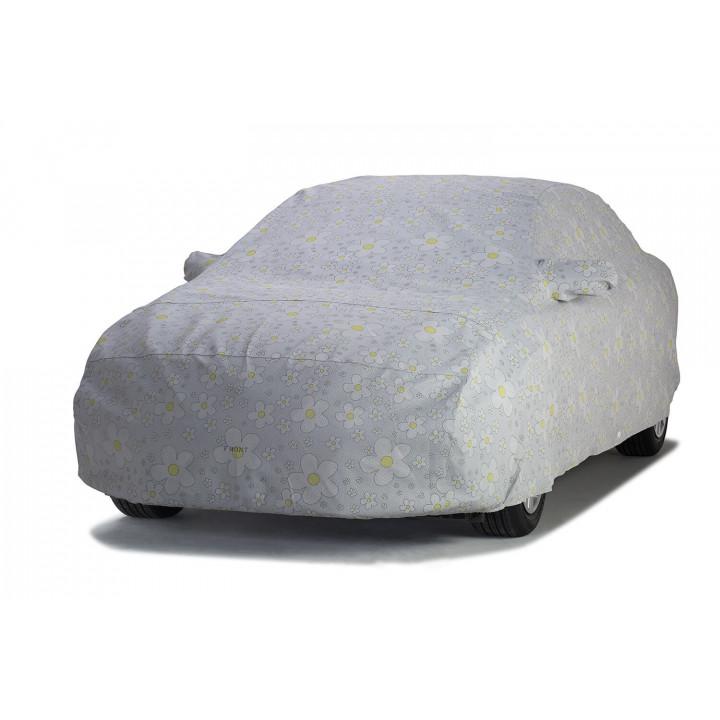 Covercraft C16400DK - Block-It Evolution Daisy Print Custom Fit Car Cover