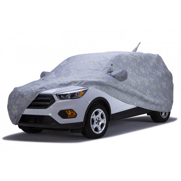 Covercraft C16336DK - Block-It Evolution Daisy Print Custom Fit Car Cover