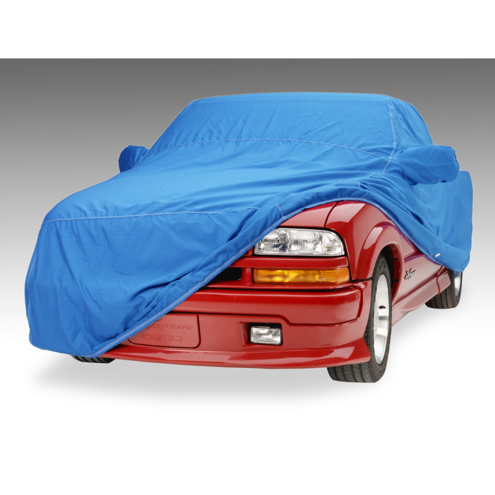 Covercraft C14897D4 - Sunbrella Custom Fit Car Cover (Gray)