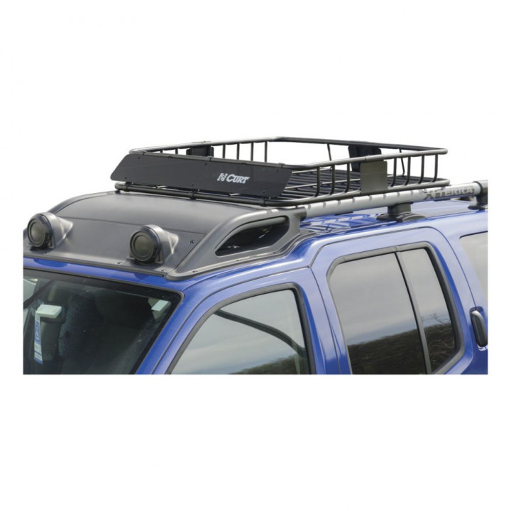 Curt Manufacturing 18115 - Roof Mounted Cargo Rack