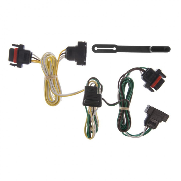 free shipping to canada and usa for curt manufacturing 55323 - wiring  t-connectors | tdot performance