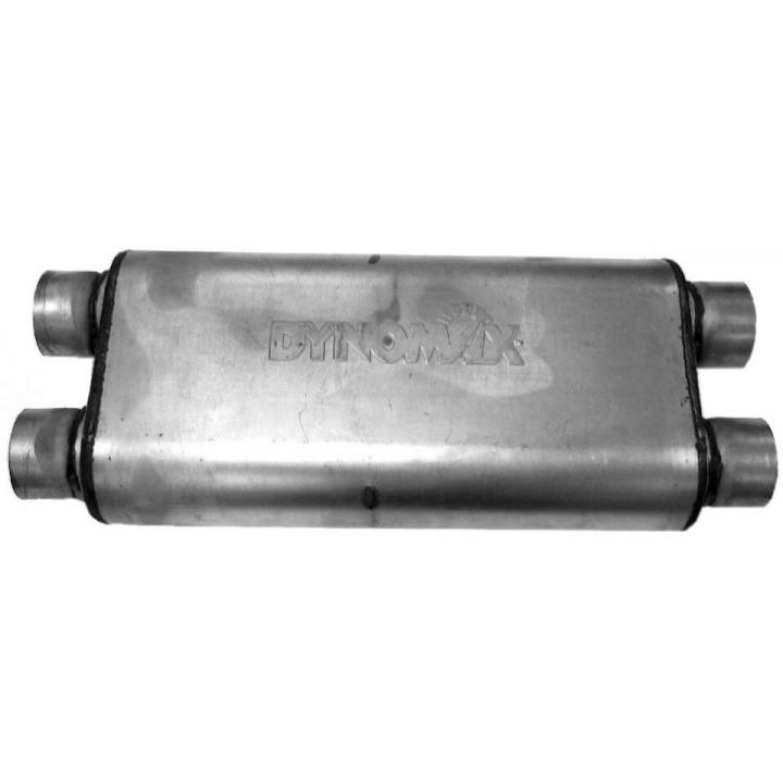 DynoMax 17552 Ultra Flo X-Pipe Muffler