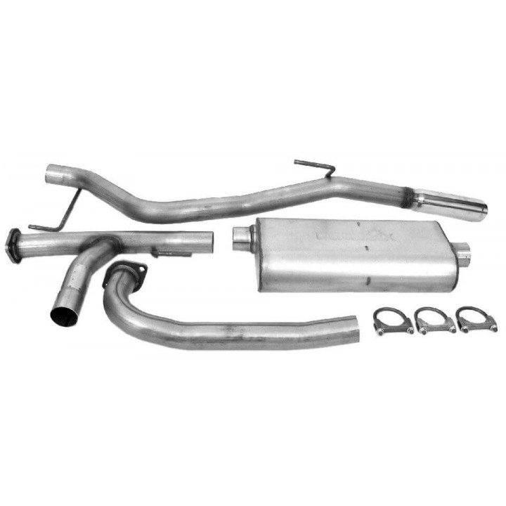 DynoMax 19443 Ultra Flo Welded Exhaust System