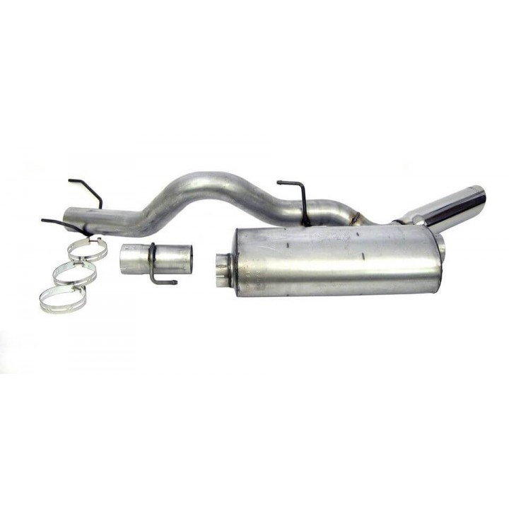DynoMax 39461 Ultra Flo Welded Exhaust System