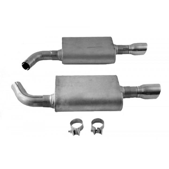 DynoMax 39502 Ultra Flo Exhaust System