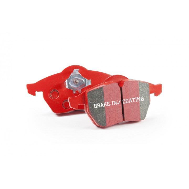 EBC Brakes DP31107C - EBC Redstuff Ceramic LOW DUST Brake Pads