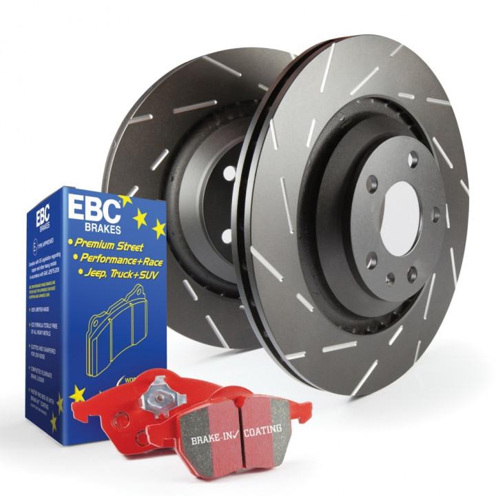 EBC Stage 4 Signature Brake Kits