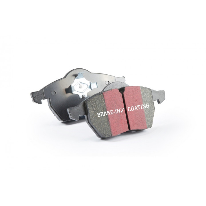 EBC UD1186 - Ultimax OEM Replacement Brake Pads - Sold as a Set - Front