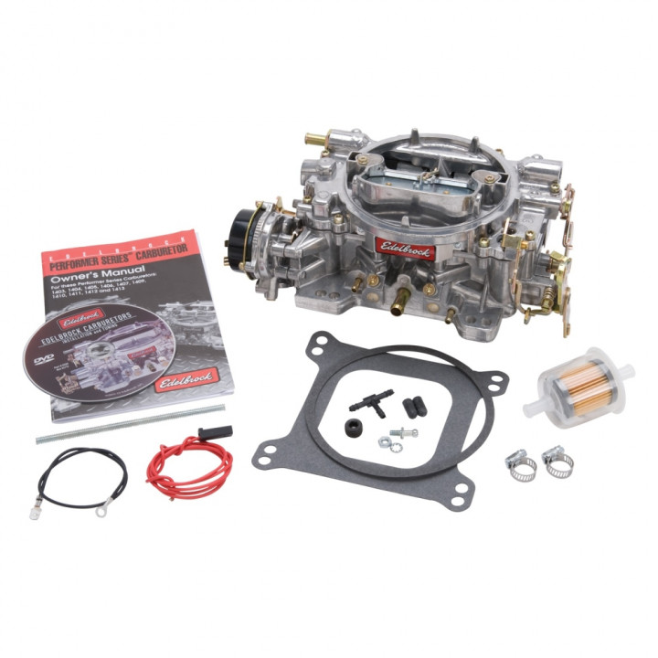 Edelbrock 1406 - Performer Carburetors