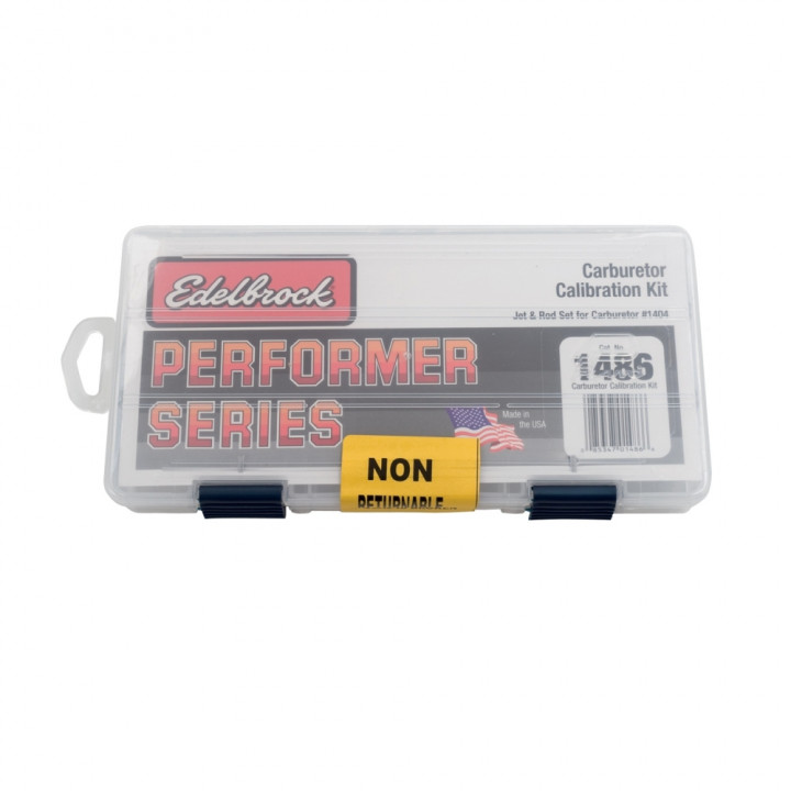 Edelbrock 1486 - Performer Series Carburetor Calibration Kits