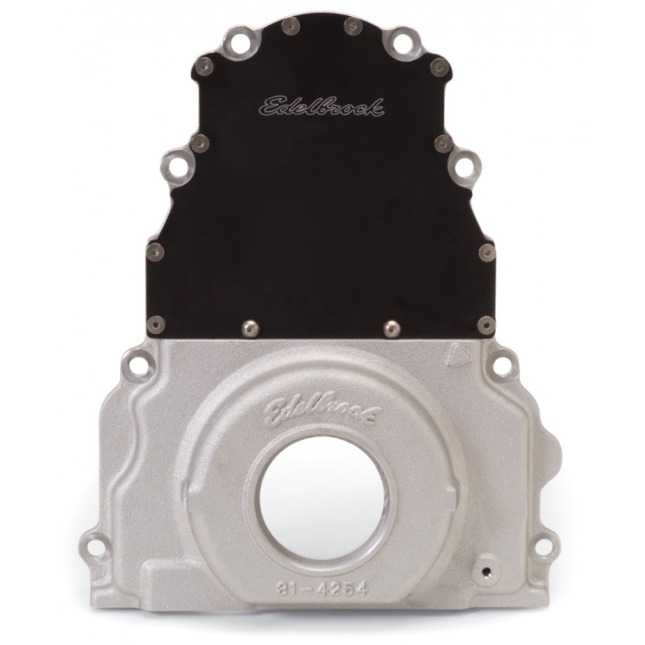 Edelbrock 4254 - Aluminum Timing Covers