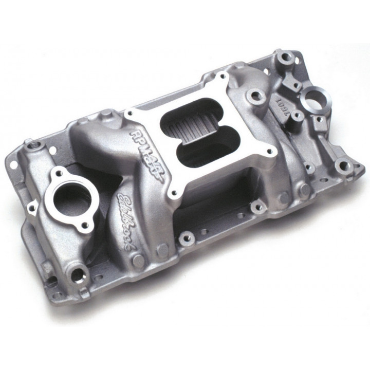 Edelbrock 7501 - Performer RPM Air-Gap Intake Manifolds