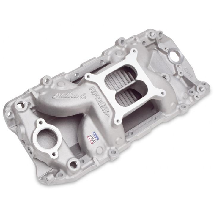 Edelbrock 7561 - Performer RPM Air-Gap Intake Manifolds