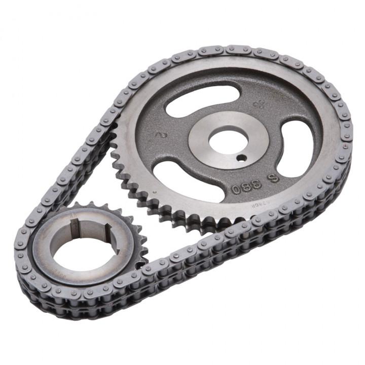 Edelbrock 7804 - Performer-Link True Roller Timing Chain Sets