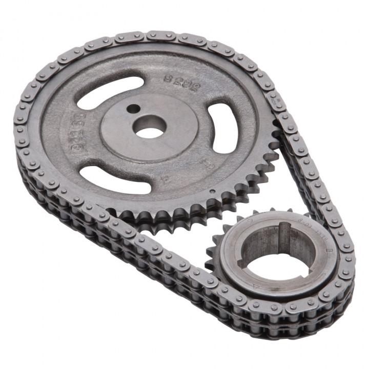 Edelbrock 7813 - Performer-Link True Roller Timing Chain Sets