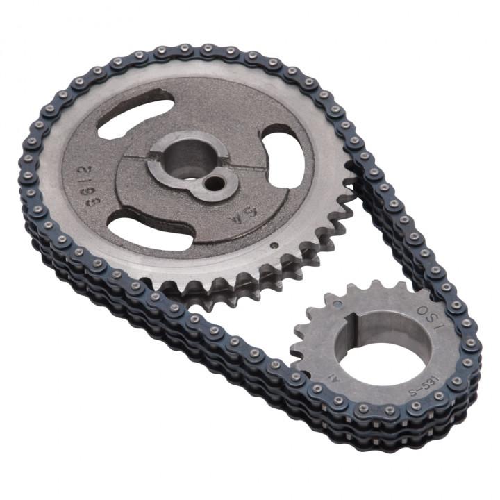 Edelbrock 7814 - Performer-Link True Roller Timing Chain Sets