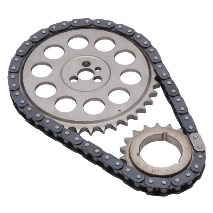 Edelbrock 7816 - Performer-Link True Roller Timing Chain Sets