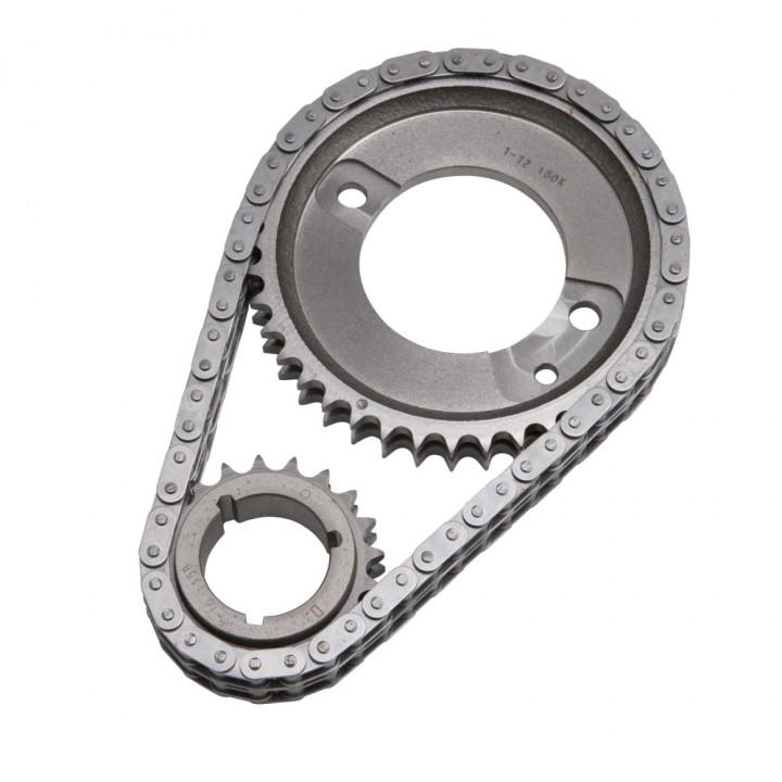 Edelbrock 7829 - Performer-Link True Roller Timing Chain Sets