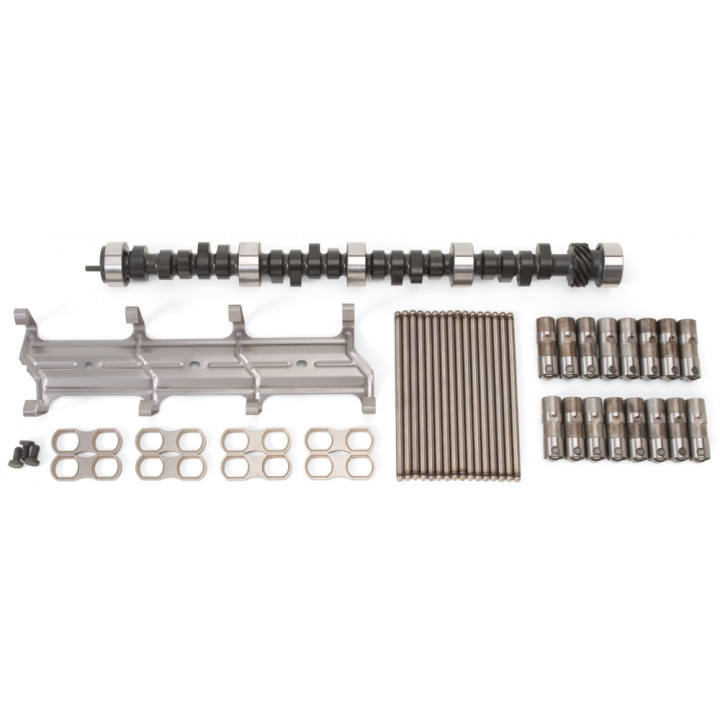 Edelbrock 22096 - Rollin' Thunder Hydraulic Roller Cam, Lifter, and Pushrod Kits