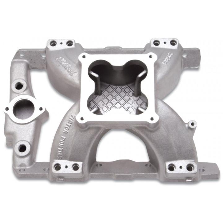 Edelbrock 29565 - Super Victor EFI Intake Manifolds
