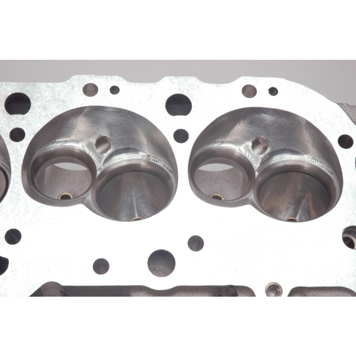 Edelbrock 61419 - Musi/Victor 24 Degree CNC-Machined Cylinder Heads