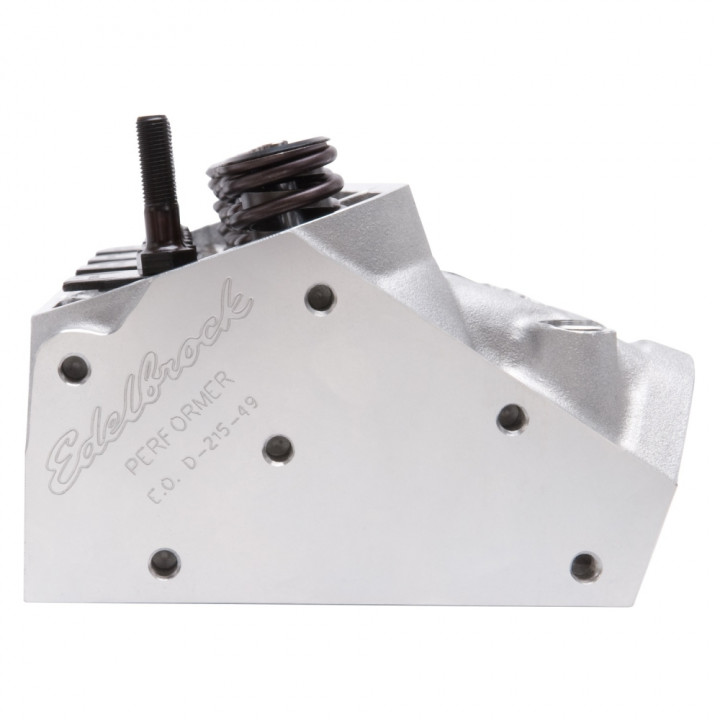 Edelbrock 61529 - Performer RPM Pontiac CNC Cylinder Head