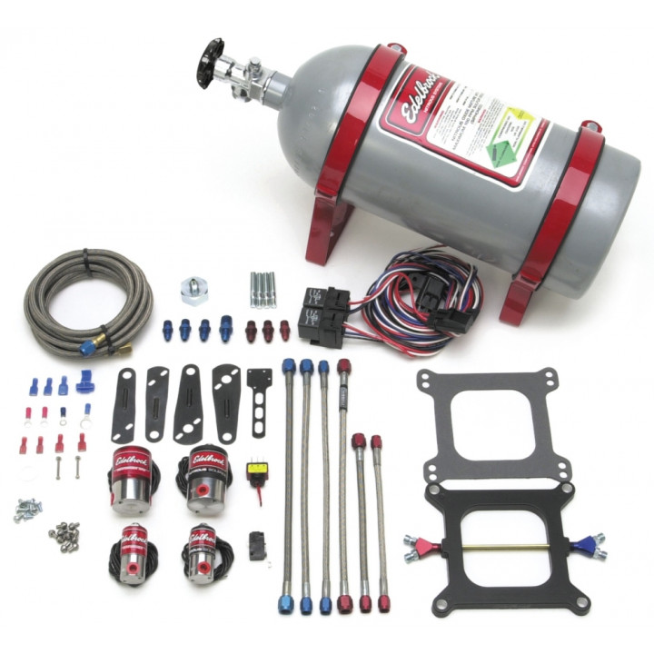 Edelbrock 70003 - Performer RPM Dual-Stage Nitrous Systems