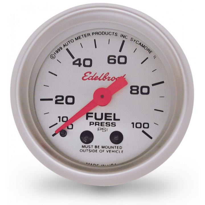 Edelbrock 73829 - Analog Pressure Gauges