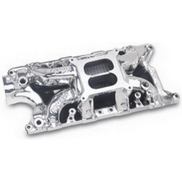 Edelbrock 75214 - Performer RPM Air-Gap Intake Manifolds