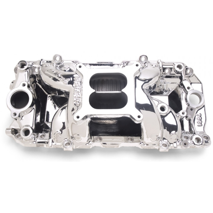 Edelbrock 75614 - Performer RPM Air-Gap Intake Manifolds