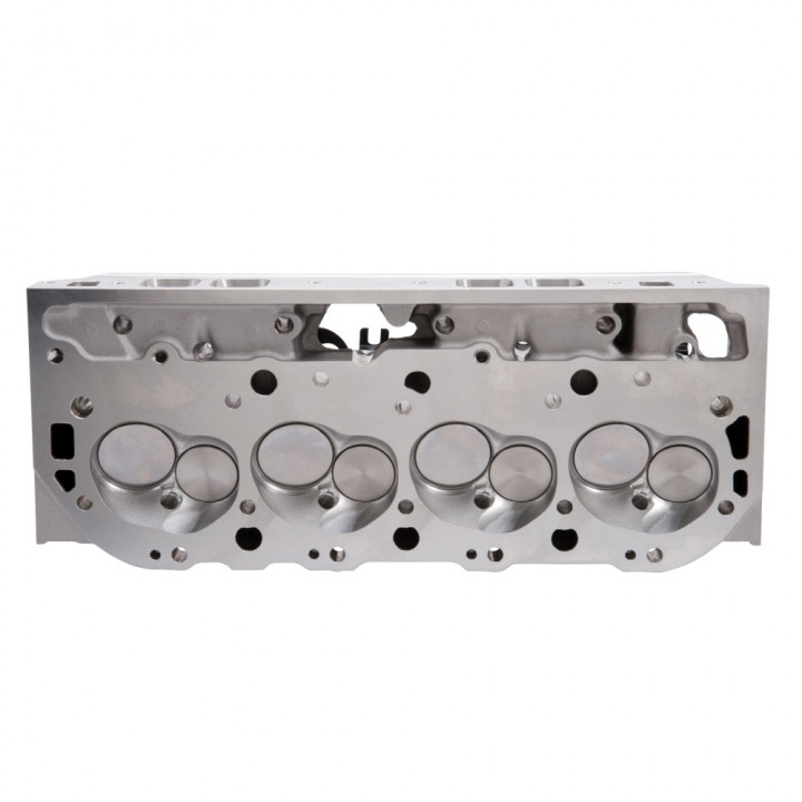 Edelbrock 77429 - Victor 24 Degree Rectangular Port Cylinder Heads