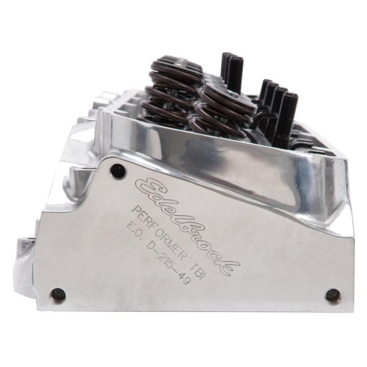 Edelbrock 604919 - Performer Cylinder Heads