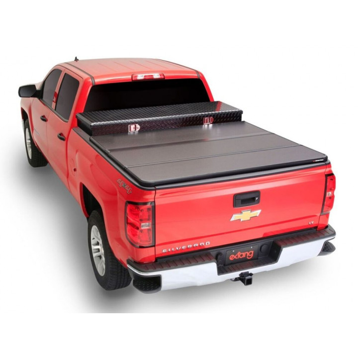 Extang 84455 Solid Fold 2 0 Toolbox Tonneau Cover 8 Ft Bed 20