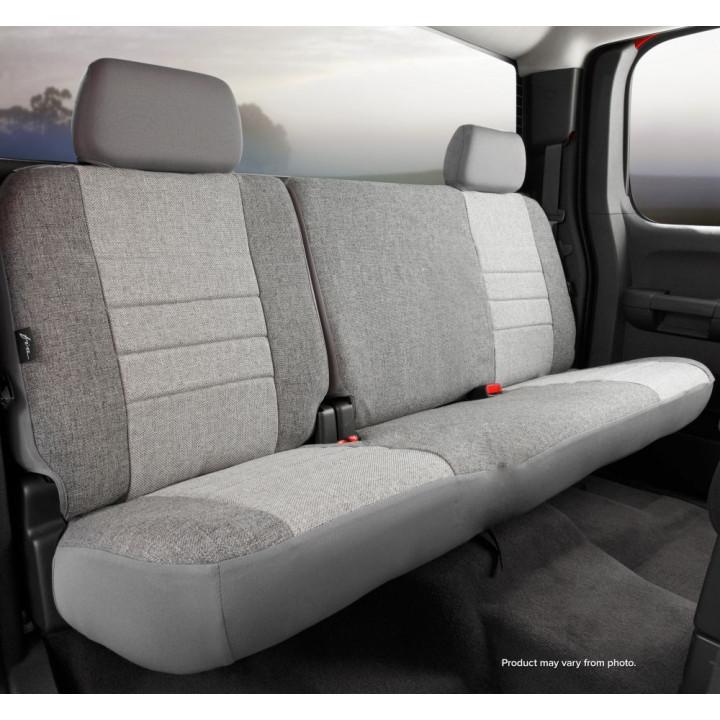 Groovy Fia Oe32 29 Gray Oe Custom Seat Cover Oe Rear Split Bench Seat Cover Uwap Interior Chair Design Uwaporg