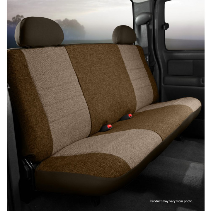 Image Of Rear Bench Seat Covers Dickies 3000721 Heavy Duty