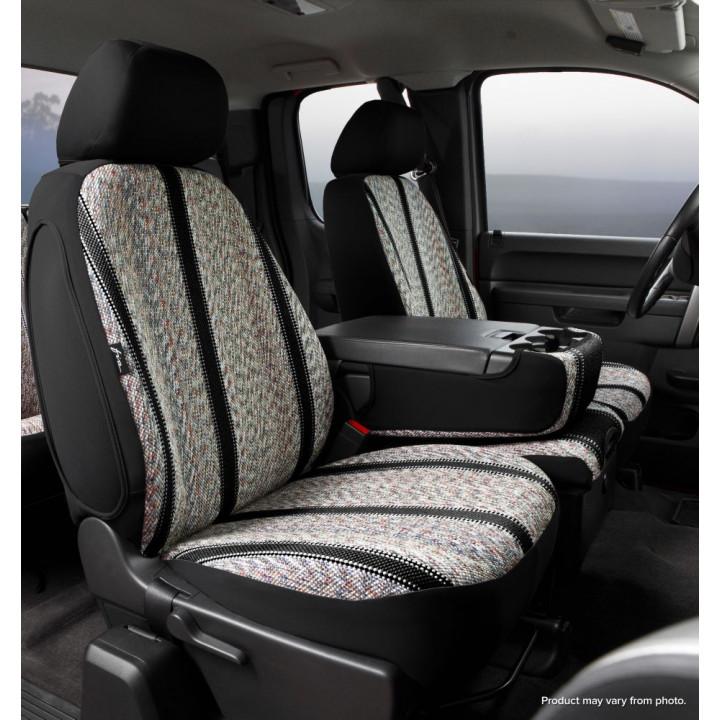 Gray Saddle Blanket, Fia TR47-10 Gray Custom Fit Front Seat Cover Split Seat 40//20//40