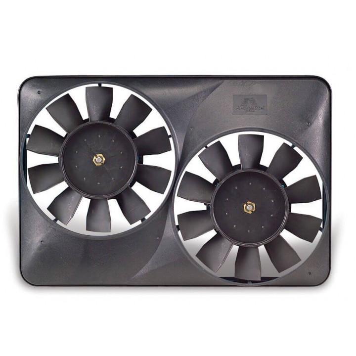 Flex-A-Lite Dual Electric Fans