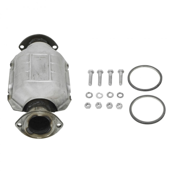Flowmaster 2050003 - Direct Fit Catalytic Converter, Stainless Steel