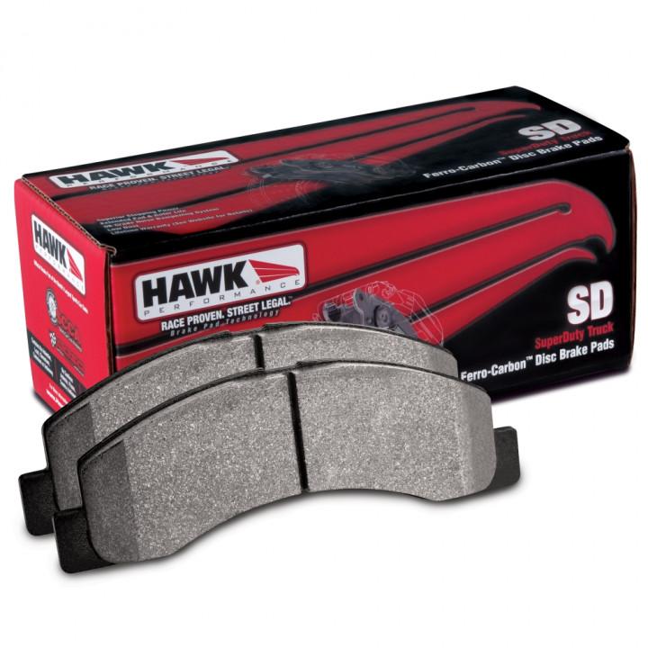 Hawk Performance HB303P.685 Disc Brake Pad Super Duty w/0.685 Thickness Rear