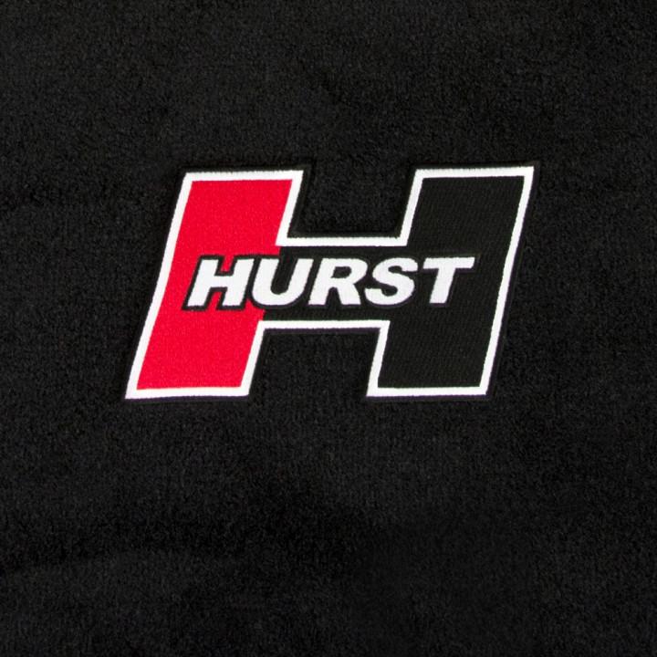 Hurst Logo Carpet Floor Mats