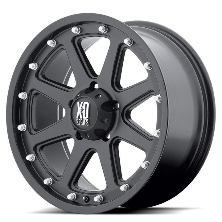 KMC XD Series Addict Rims