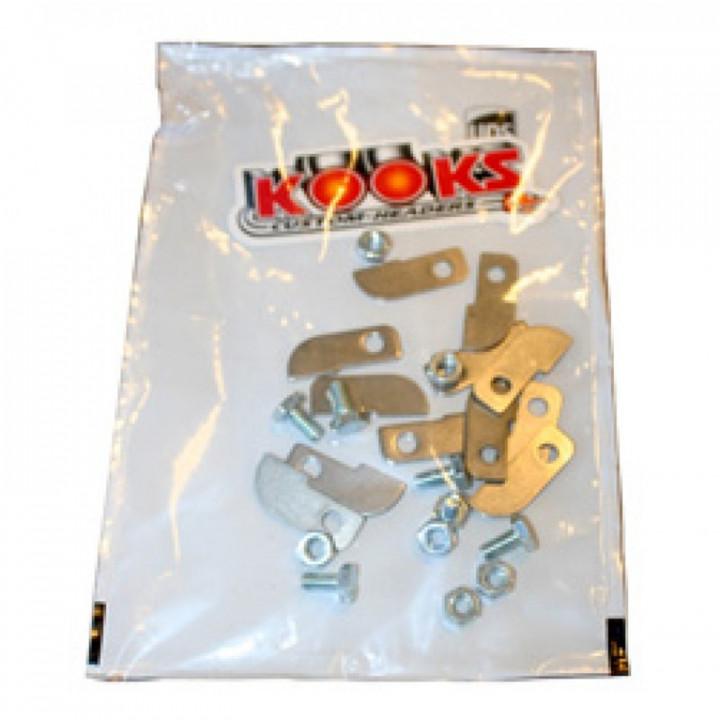 Kooks Headers 90011-AS - Exhaust Header Collector Locking Tab - Stainless Steel