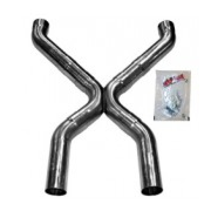 Kooks Headers 45-350-16-304-SS - 3 1/2 in. 45 Degree Bends