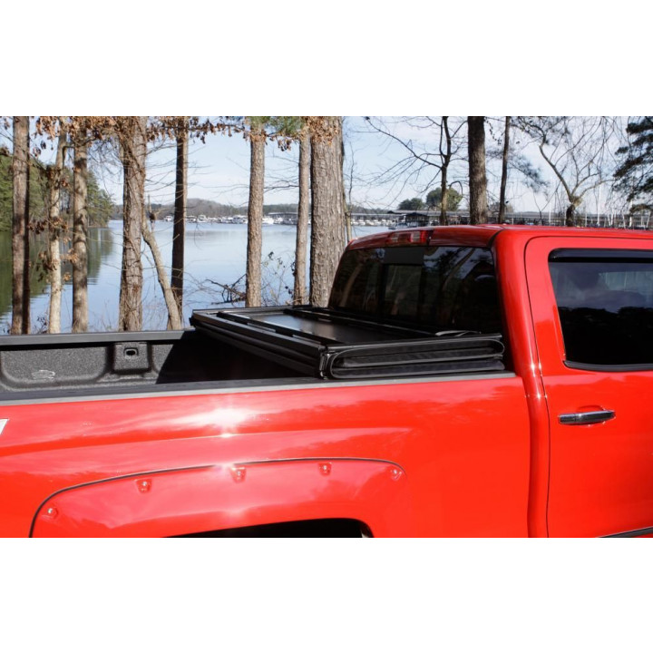 Lund Hard Fold Tonneau Covers