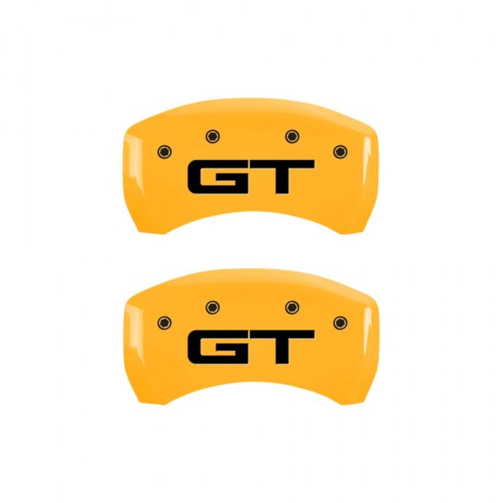 MGP Yellow Caliper Covers