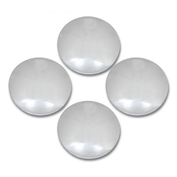 Mr. Gasket 4580 - Baby Moon Hub Caps